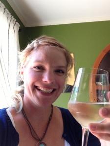 Oh wait, I have wine- yay!