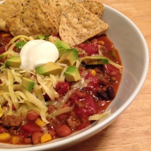 Sunday Funday Chili