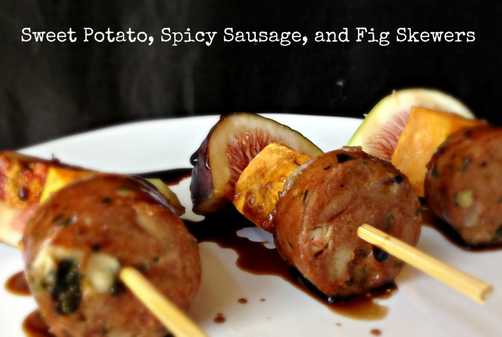 sweet potato sausage fig 1