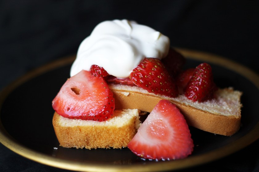 Crème Fraîche - forkful of awesome